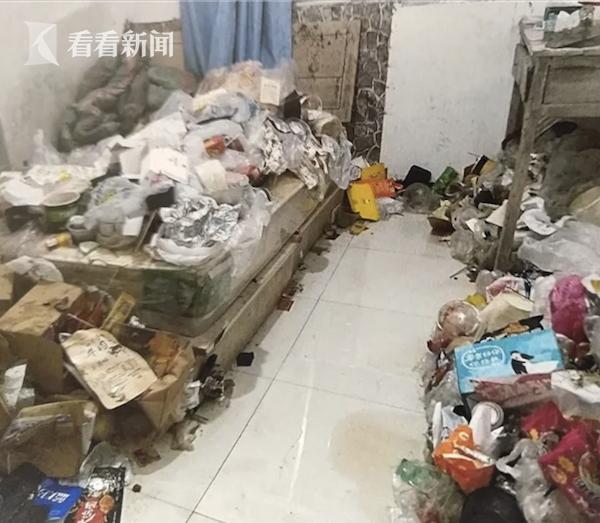 """Cô gái trẻ biến nơi thuê trọ thành """"ngôi nhà rác thải"""" chỉ trong gần 1 năm khiến ông chủ hoang mang cực độ - Ảnh 2."""