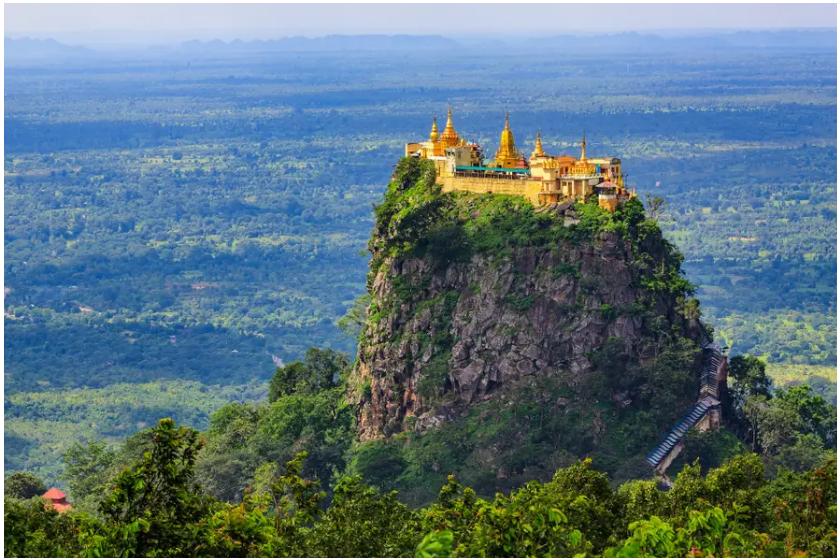 21 bức ảnh ngoạn mục về các địa điểm tôn giáo biệt lập bậc nhất thế giới - Ảnh 1.