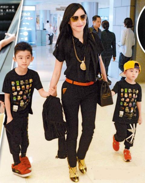 Từng bị chồng ruỗng rẫy, người hâm mộ quay lưng nhưng giờ nữ diễn viên nổi tiếng này được cả châu Á ngưỡng mộ vì cách dạy con  - Ảnh 3.
