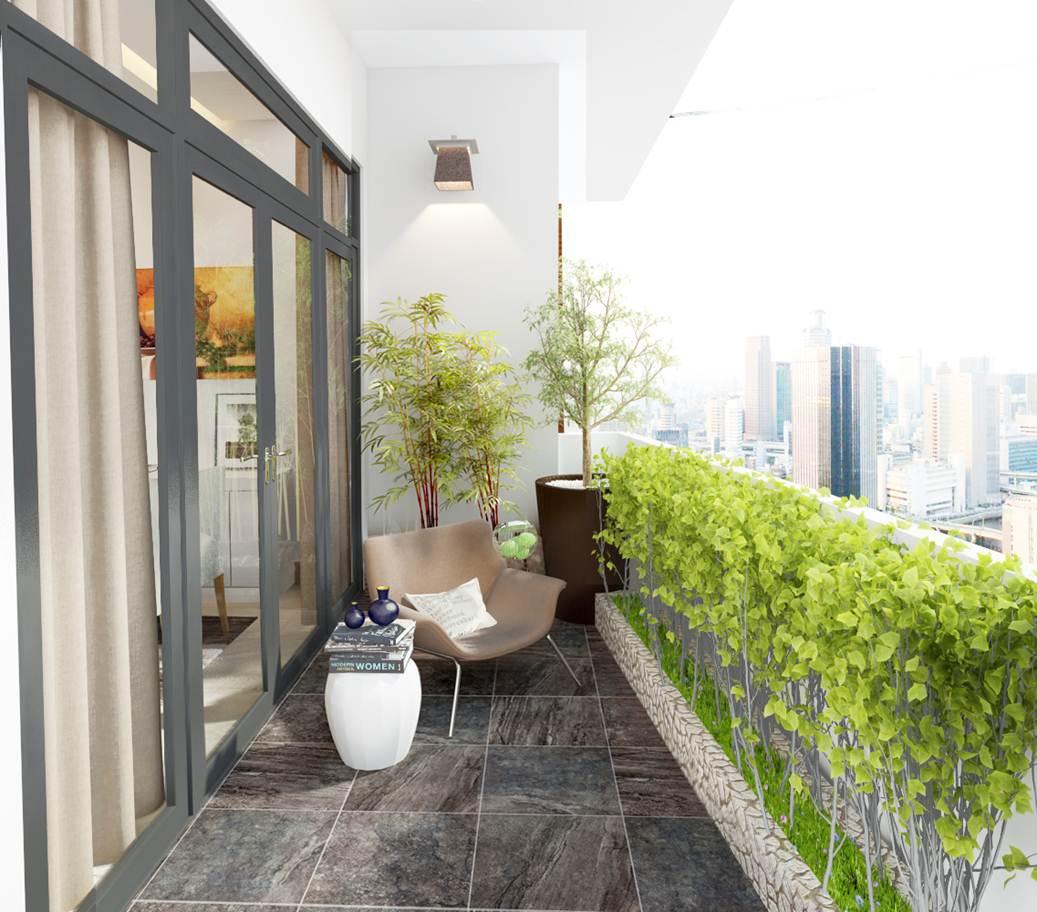 Tư vấn thiết kế nội thất căn hộ chung cư 100m² ở Bình Dương theo phong cách hiện đại, tối giản với chi phí 78 triệu - Ảnh 15.