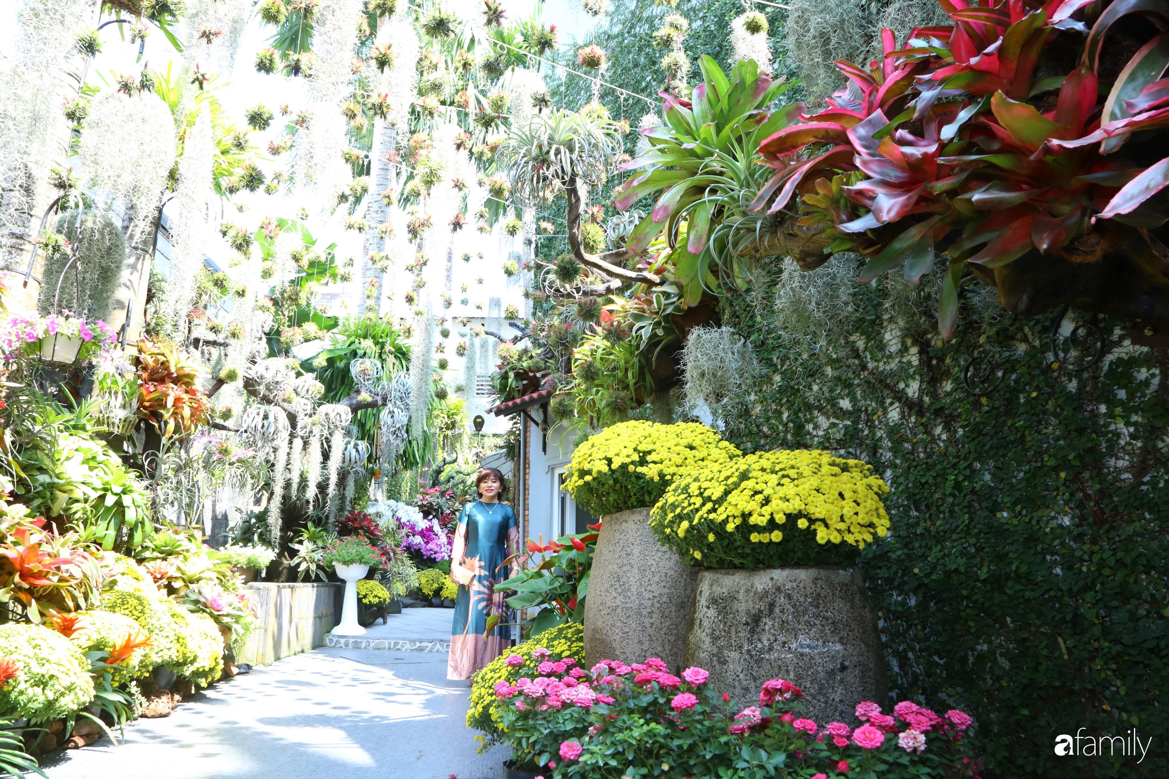 Ngất ngây ngắm nhìn khu vườn toàn những cây độc lạ của người phụ nữ yêu thiên nhiên ở Cần Thơ - Ảnh 1.