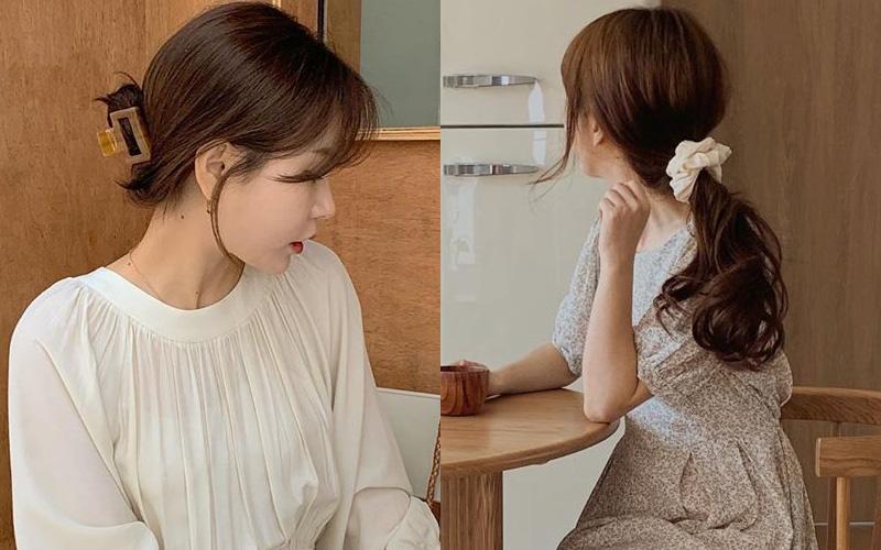 5 kiểu tóc siêu xinh, siêu mát để diện cùng váy vóc Hè này