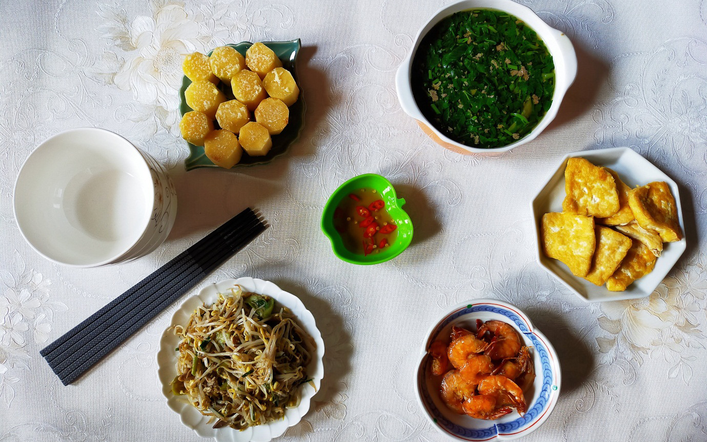 5 món ngon dân dã cho bữa cơm mùa hè thêm ngon miệng