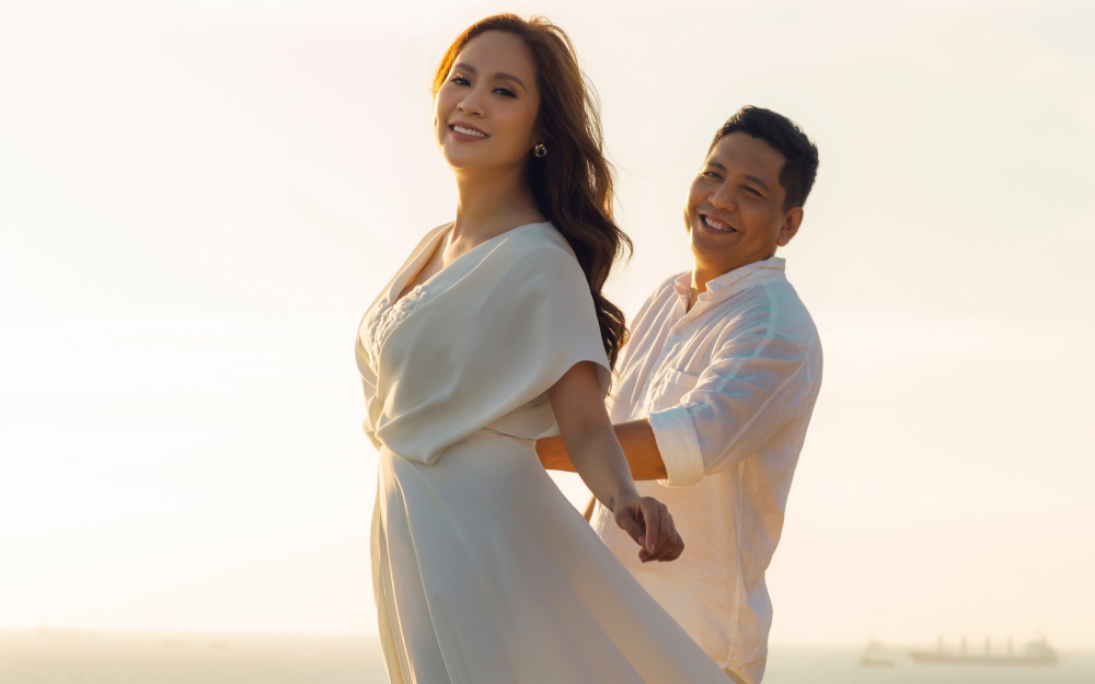Vợ chồng Thanh Thúy - Đức Thịnh kỷ niệm 12 năm ngày cưới bằng bộ ảnh đẹp