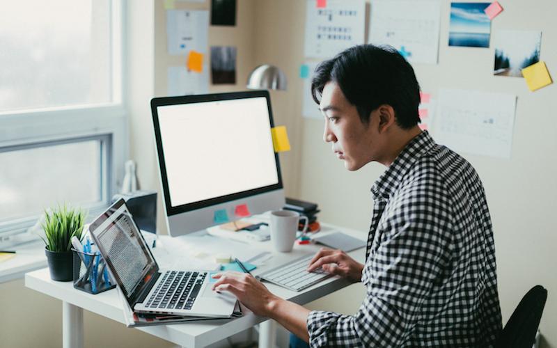 Người làm nghề tự do - Công việc lương cao phổ biến để tìm việc làm thêm