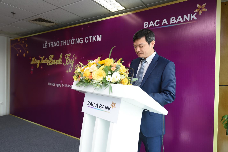 """Ngân hàng Bắc Á chúc mừng khách hàng trúng thưởng CTKM """"Mừng Xuân Canh Tý - Gửi lộc tri ân"""" - Ảnh 2."""
