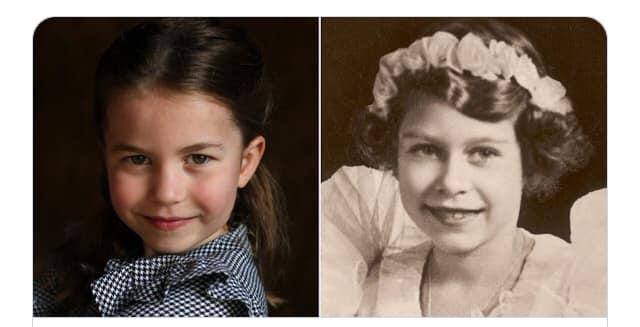Người hâm mộ hoàng gia tranh luận Công chúa Charlotte giống ai trong bức hình mới nhất và kết quả cuối cùng khiến ai cũng bất ngờ với nhân vật xa lạ - Ảnh 2.