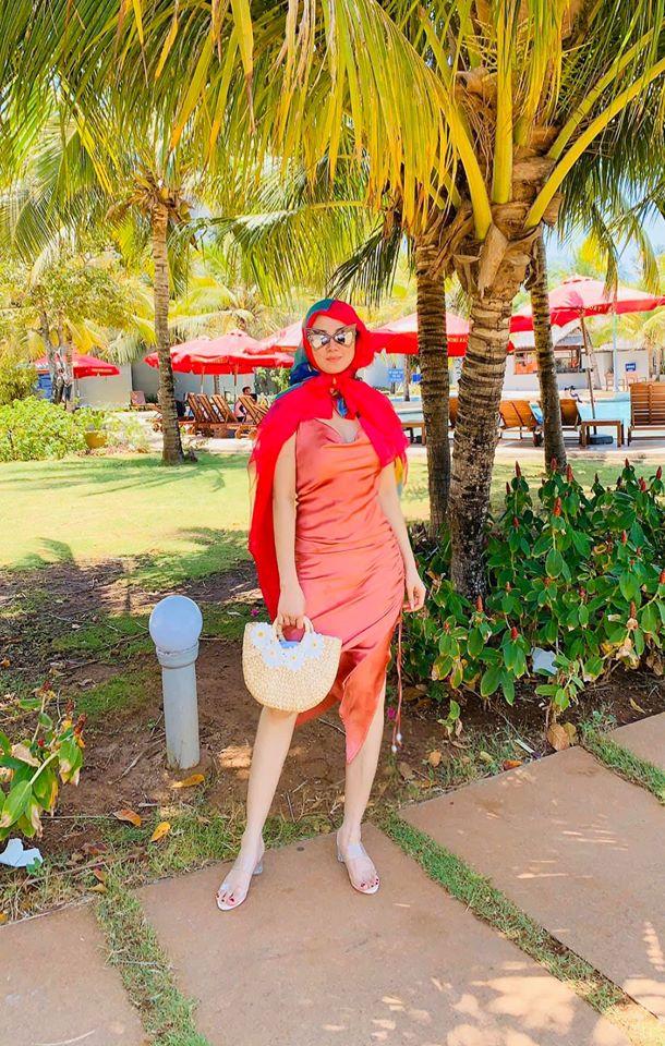 Vy Oanh viết: Thời trang phang thời tiết.
