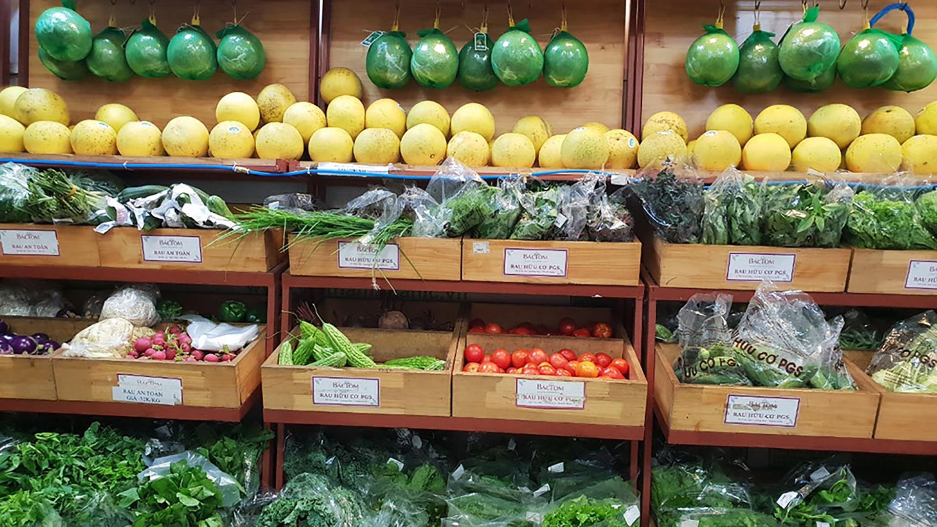 Đi chợ thông minh: Cập nhật cho chị em thực đơn siêu giảm giá tại các cửa hàng thực phẩm sạch, mức giảm tới 50% từ rau củ quả tới sản phẩm tươi sống - Ảnh 6.