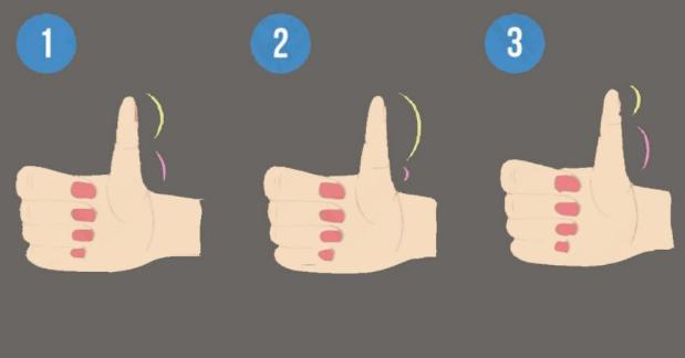 Độ dài 2 lóng tay trên ngón cái tiết lộ bạn là người sống lý trí hay dễ bị lợi dụng và tính cách của bạn trong tình cảm - Ảnh 1.