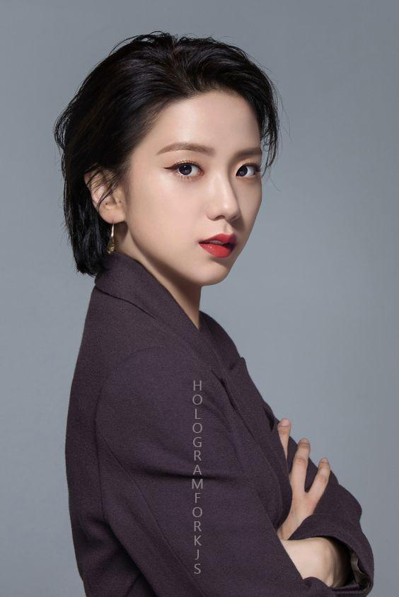 """Nhiều người hay chê Jisoo """"xinh mà nhạt"""" nhưng nếu cô thật sự để kiểu tóc này thì dân tình sẽ phải câm nín vì quá chất - Ảnh 4."""
