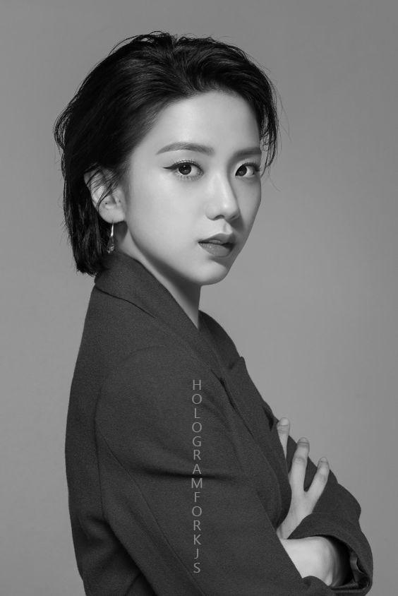 """Nhiều người hay chê Jisoo """"xinh mà nhạt"""" nhưng nếu cô thật sự để kiểu tóc này thì dân tình sẽ phải câm nín vì quá chất - Ảnh 5."""