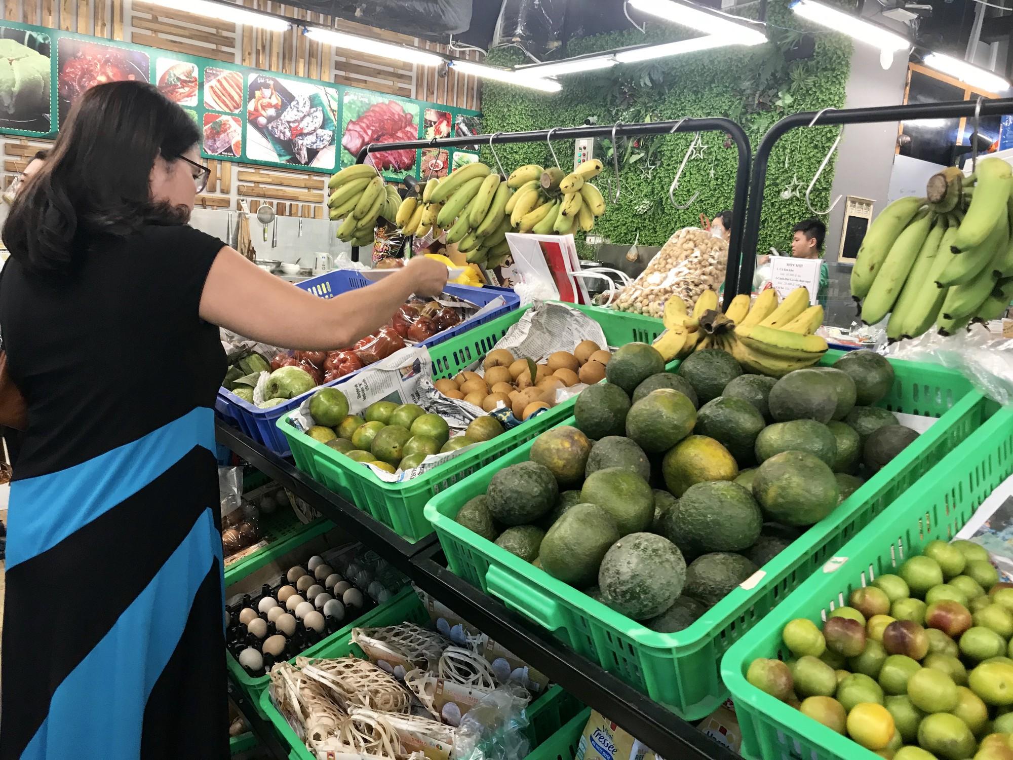 Cập nhật thực đơn siêu giảm giá tại các cửa hàng thực phẩm sạch - Ảnh 2.