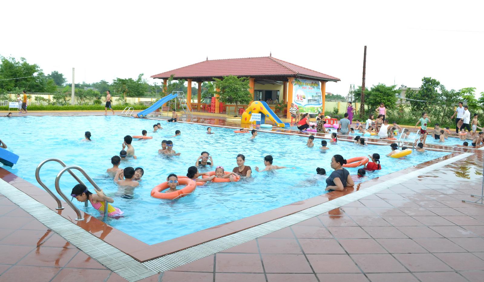 Cập nhật giá vé thời điểm hiện tại của các bể bơi ở Hà Nội theo quận giúp chị em dẫn cả gia đình tới giải nhiệt ngày hè khỏi lăn tăn - Ảnh 6.
