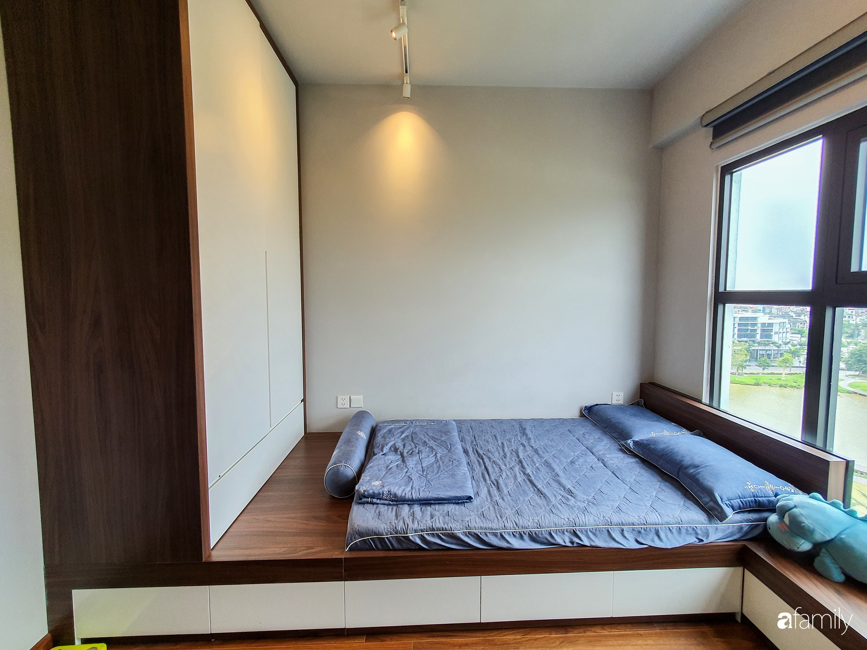 """Căn hộ 150m² có view đắt giá cùng cách thiết kế nội thất """"chanh xả"""" với chi phí khủng 850 triệu đồng ở ngoại thành Hà Nội - Ảnh 17."""