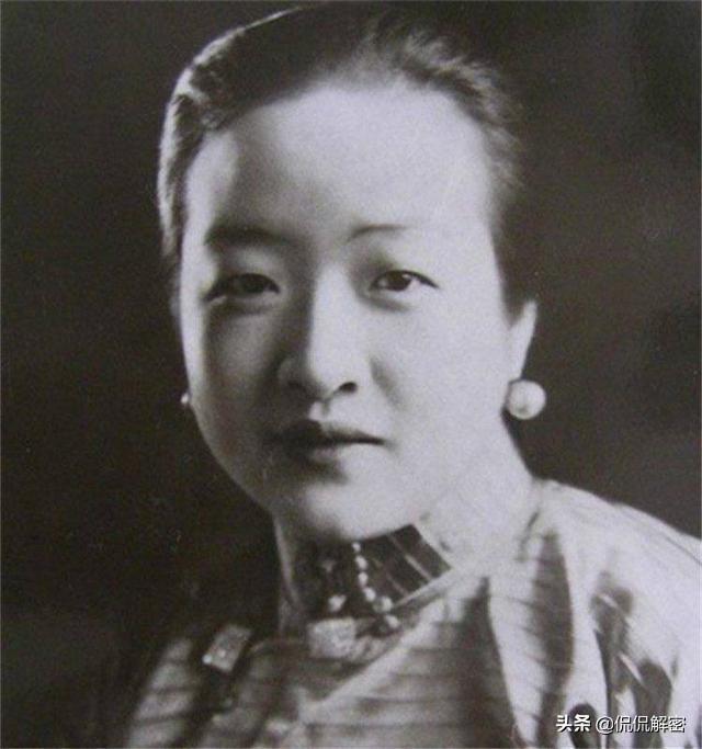 Ngũ đại tài nữ thời Trung Hoa Dân Quốc rốt cuộc xinh đẹp đến nhường nào, từ những tấm ảnh cũ có thể nhận ra nét quyến rũ của họ - Ảnh 5.