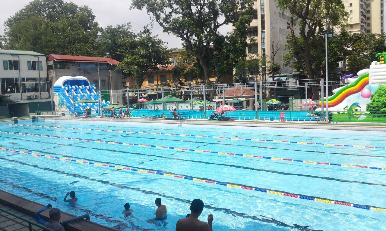Cập nhật giá vé thời điểm hiện tại của các bể bơi ở Hà Nội theo quận giúp chị em dẫn cả gia đình tới giải nhiệt ngày hè khỏi lăn tăn - Ảnh 15.