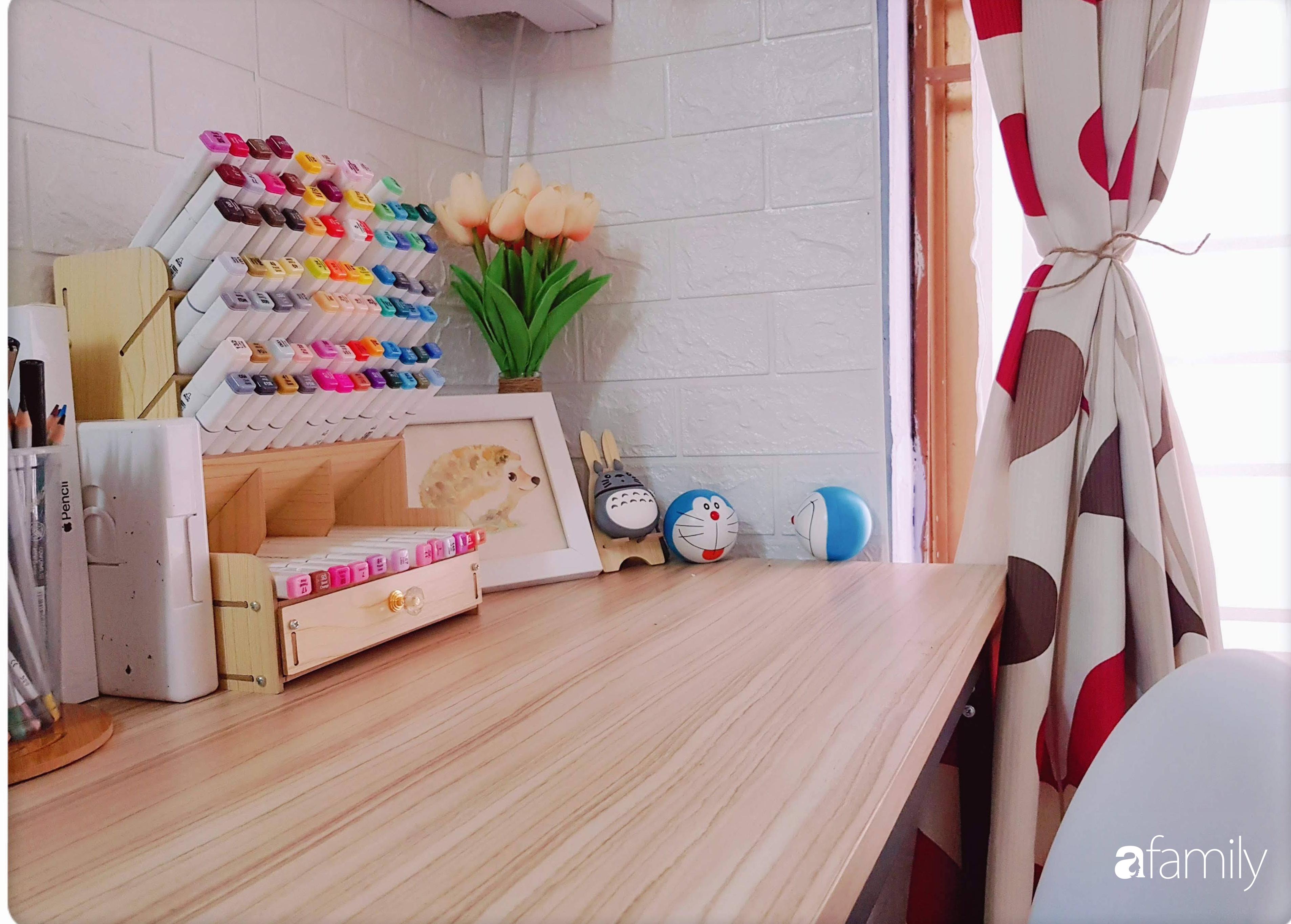 Chỉ với hơn 3 triệu và bí quyết cải tạo phòng ngủ thành không gian ngọt ngào, lãng mạn của cô gái Sài Gòn - Ảnh 10.