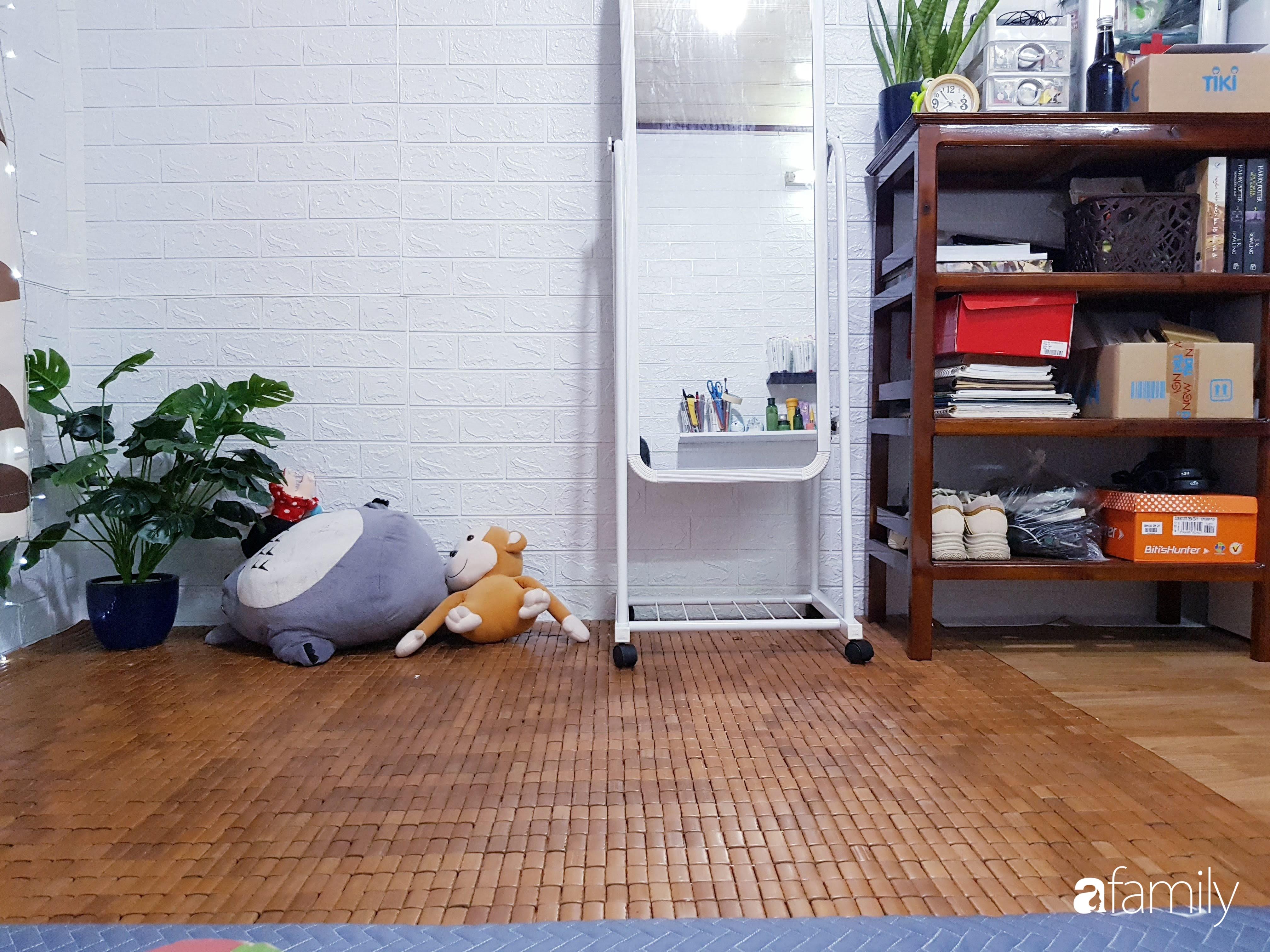 Chỉ với hơn 3 triệu và bí quyết cải tạo phòng ngủ thành không gian ngọt ngào, lãng mạn của cô gái Sài Gòn - Ảnh 5.