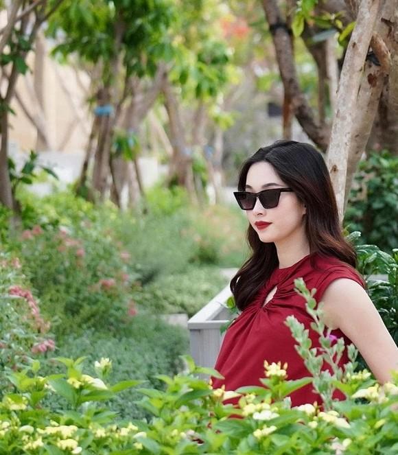 HOT: Hoa hậu Đặng Thu Thảo vừa hạ sinh quý tử nặng 3,5kg cho ông xã doanh nhân - Ảnh 2.