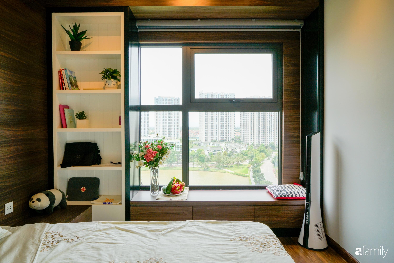 """Căn hộ 150m² có view đắt giá cùng cách thiết kế nội thất """"chanh xả"""" với chi phí khủng 850 triệu đồng ở ngoại thành Hà Nội - Ảnh 14."""