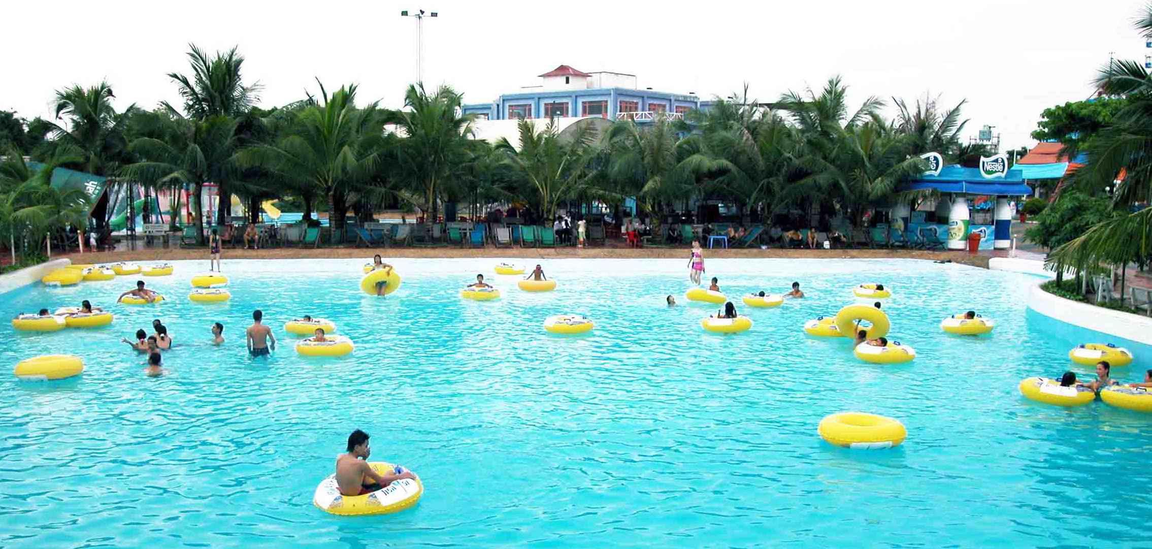 Cập nhật giá vé thời điểm hiện tại của các bể bơi ở Hà Nội theo quận giúp chị em dẫn cả gia đình tới giải nhiệt ngày hè khỏi lăn tăn - Ảnh 13.