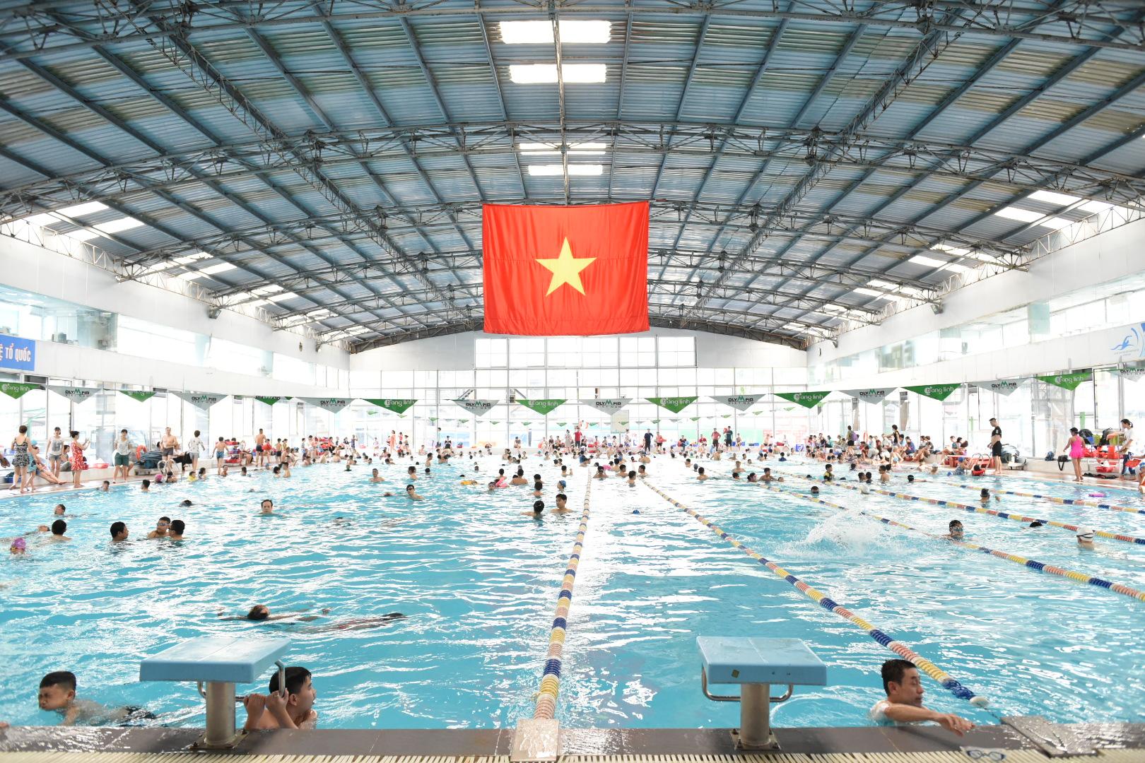 Cập nhật giá vé thời điểm hiện tại của các bể bơi ở Hà Nội theo quận giúp chị em dẫn cả gia đình tới giải nhiệt ngày hè khỏi lăn tăn - Ảnh 11.