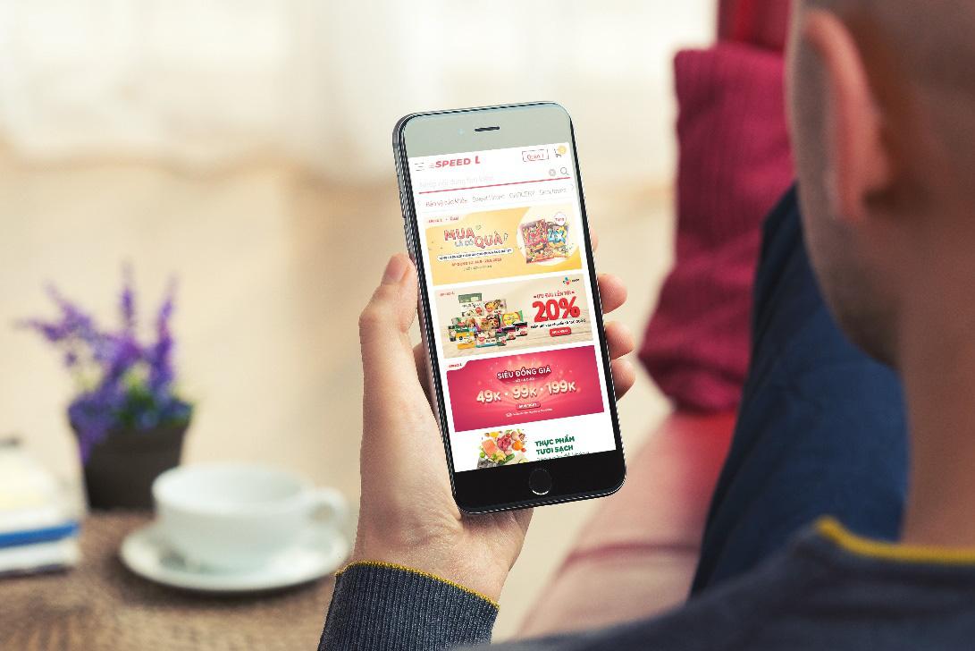 Đi chợ online và offline siêu tiết kiệm với LOTTE Mart - Ảnh 2.