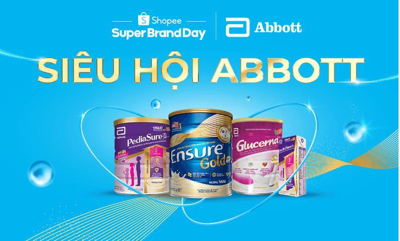 Duy nhất ngày 21/05, cơ hội mua sữa Abbott chính hãng giảm sâu đến 30% bạn đã biết chưa? - Ảnh 1.