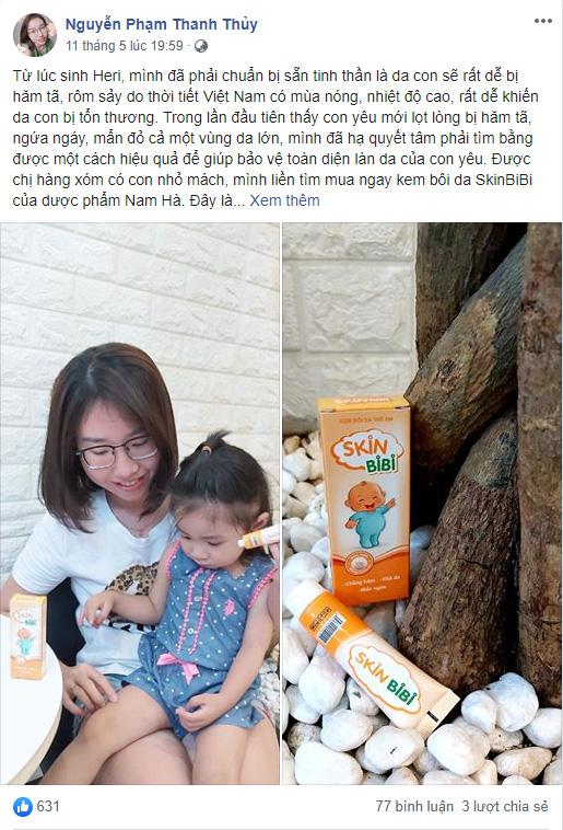Mẹ bỉm sữa chia sẻ kinh nghiệm xương máu khi chọn kem chống hăm cho trẻ sơ sinh - Ảnh 1.