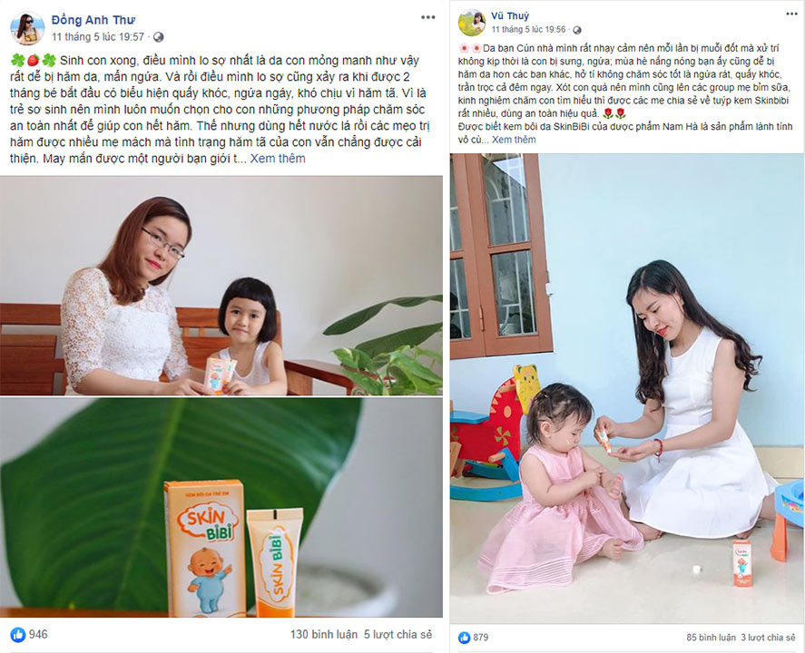 Mẹ bỉm sữa chia sẻ kinh nghiệm xương máu khi chọn kem chống hăm cho trẻ sơ sinh - Ảnh 2.