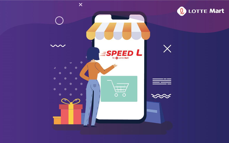Đi chợ online và offline siêu tiết kiệm với LOTTE Mart - Ảnh 3.