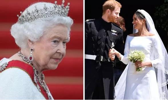 """Nữ hoàng Anh từng """"nhẫn nhịn"""" chiều lòng Meghan Markle nhưng vì sự đòi hỏi thái quá, bà đã ra tay dạy dỗ cháu dâu khiến ai cũng nể phục - Ảnh 1."""