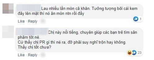 """Diễn viên Thanh Hương """"Người phán xử"""" bị chỉ trích PR mỹ  phẩm kém chất lượng nhưng lại gây cười vì dùng khăn rách lau mặt - Ảnh 7."""