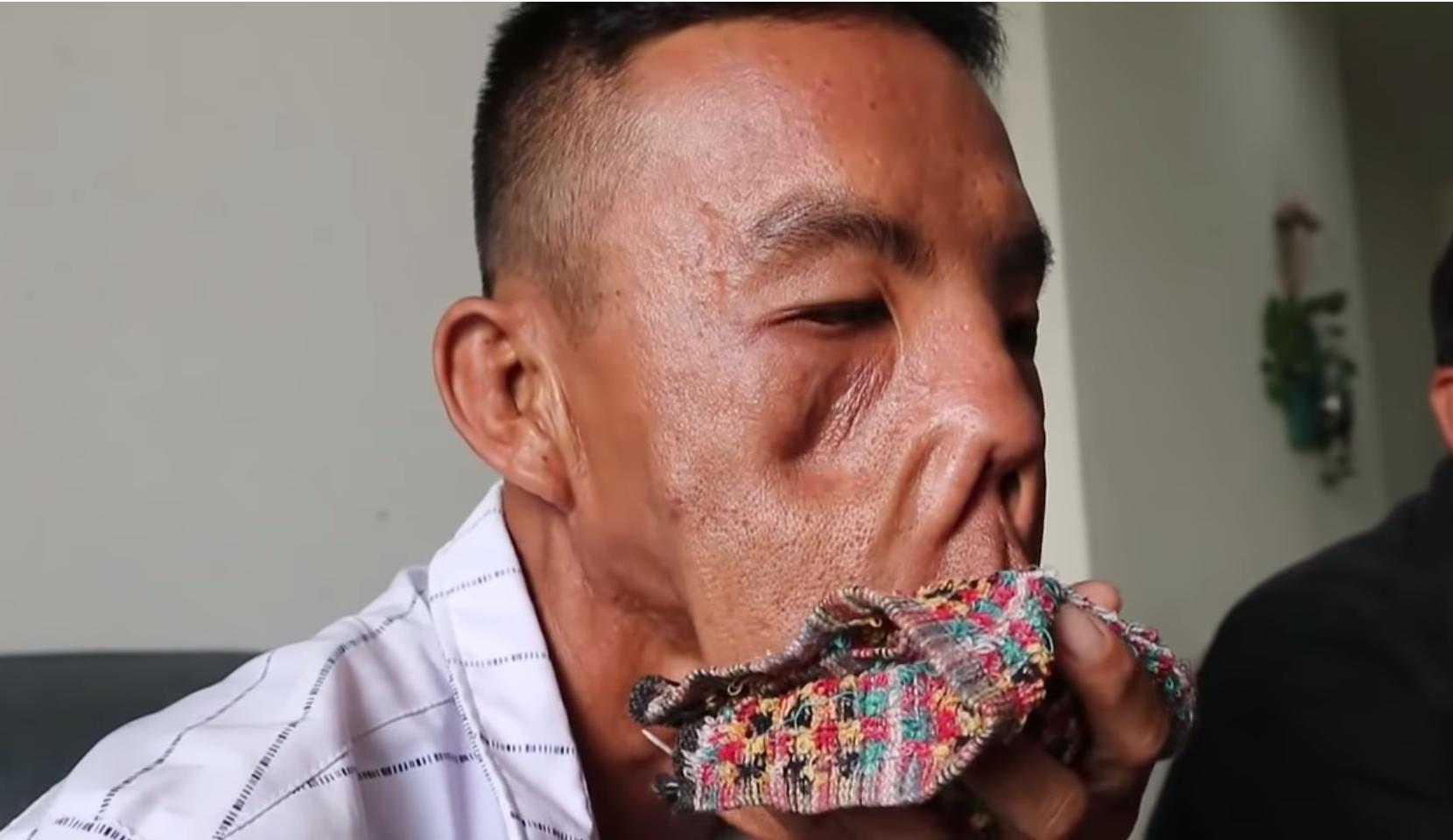 Chuyện người đàn ông mang khuôn mặt quỷ đến Sài Gòn tìm lại khuôn mặt người - Ảnh 4.