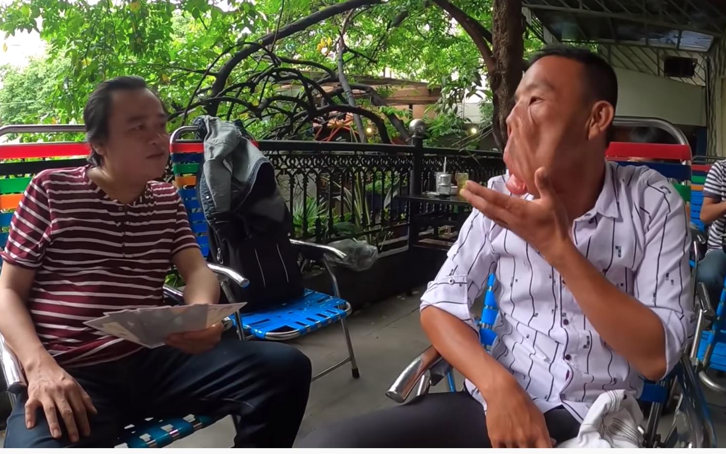 Chuyện người đàn ông mang khuôn mặt quỷ đến Sài Gòn tìm lại khuôn mặt người - Ảnh 3.