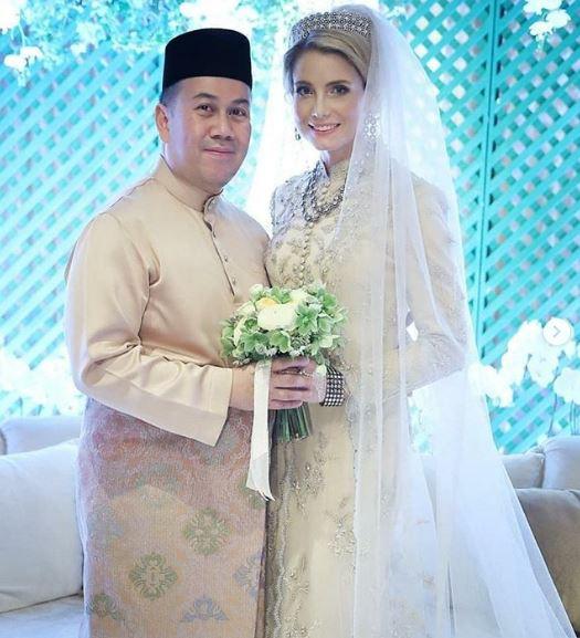 Từng bị phản đối vì không chuẩn mực, nàng dâu ngoại quốc của hoàng gia Malaysia có cuộc sống thay đổi hoàn toàn sau 1 năm kết hôn với Thái tử - Ảnh 2.