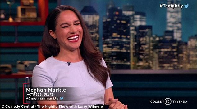 Meghan Markle muối mặt khi bị dân mạng đào mộ clip cô mỉa mai ông Donald Trump và giờ nhận cái kết cay đắng - Ảnh 2.