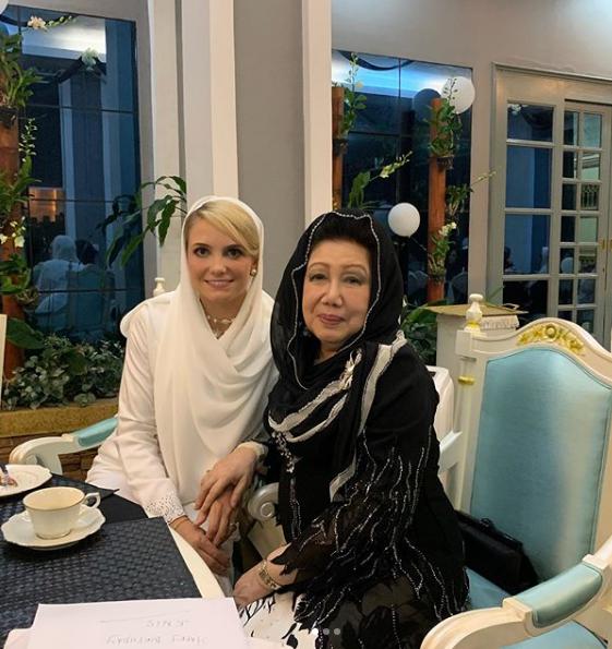 Từng bị phản đối vì không chuẩn mực, nàng dâu ngoại quốc của hoàng gia Malaysia có cuộc sống thay đổi hoàn toàn sau 1 năm kết hôn với Thái tử - Ảnh 7.