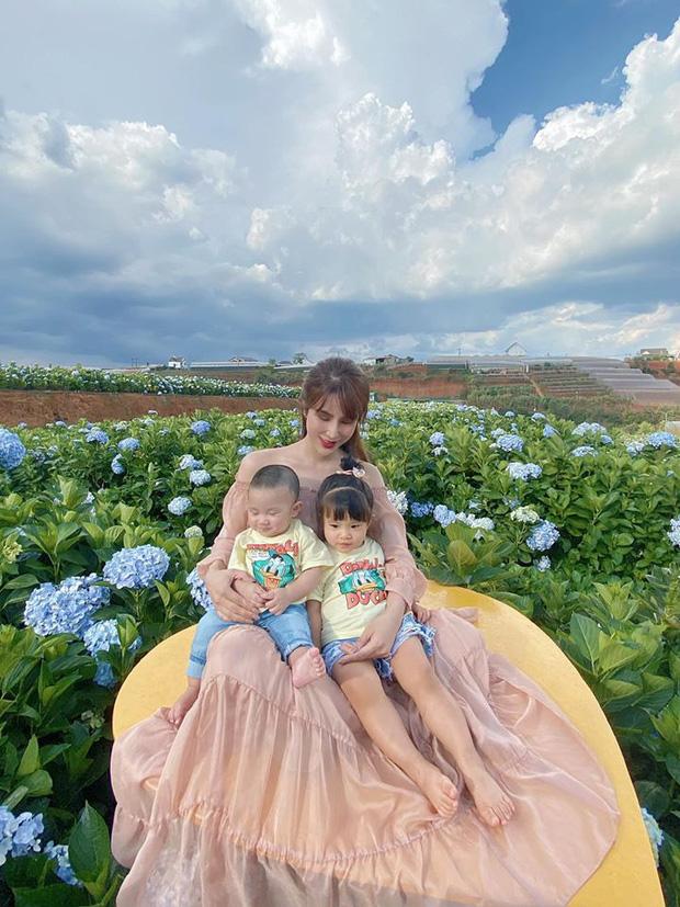 Diệp Lâm Anh kể nỗi khổ khi chụp ảnh cùng các con, mẹ bỉm sữa nào nghe xong cũng đồng cảm - Ảnh 2.