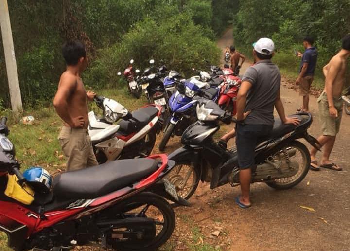 Quảng Nam: Đi câu cá, 2 học sinh chết đuối ở hồ Phú Ninh - Ảnh 1.