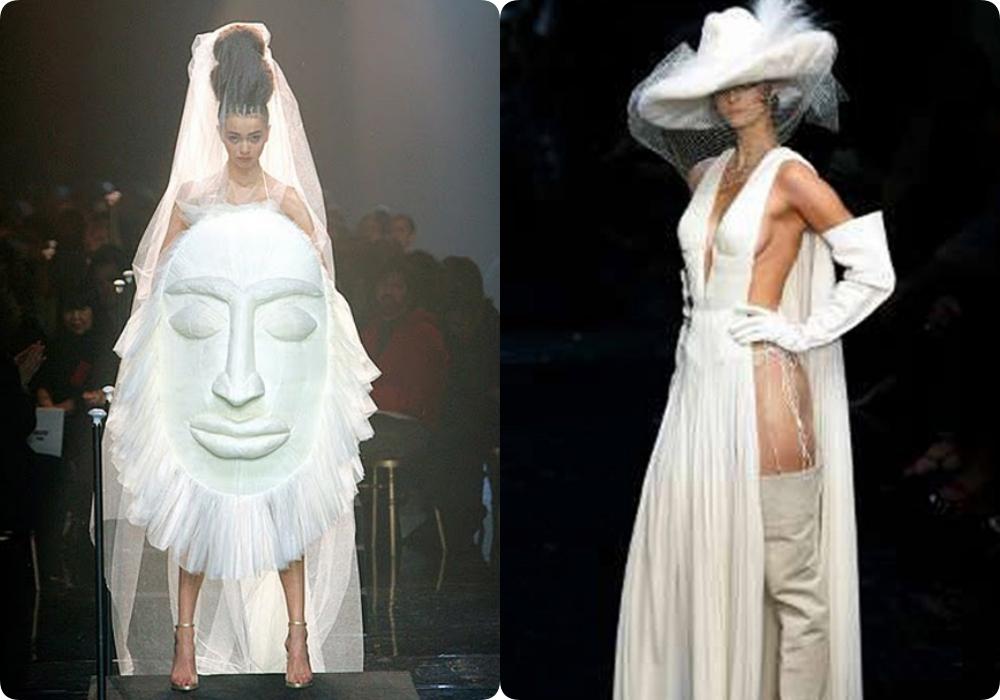 """Tuyển tập những bộ váy cưới """"độc - dị"""" khó cảm, có những pha còn khiến dân tình ngán ngẩm - Ảnh 10."""