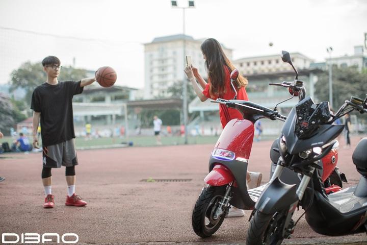 Giải mã sức hút xe máy điện Dibao trong lòng giới trẻ Việt - Ảnh 2.