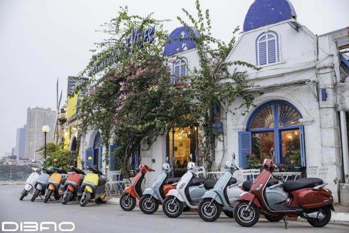 Giải mã sức hút xe máy điện Dibao trong lòng giới trẻ Việt - Ảnh 3.