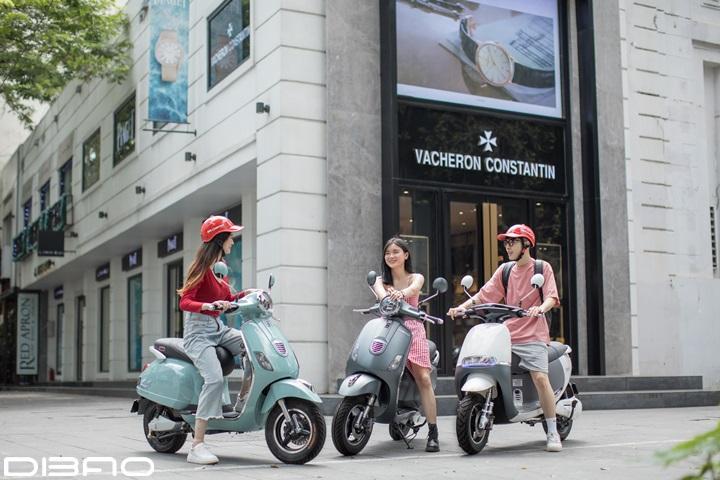 Giải mã sức hút xe máy điện Dibao trong lòng giới trẻ Việt - Ảnh 4.