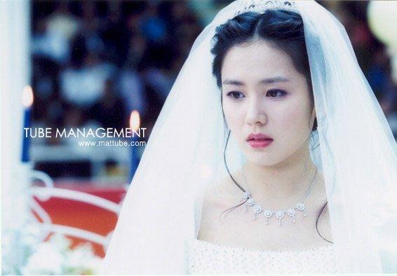 Bộ ảnh hiếm 20 năm trước của Son Ye Jin hot trở lại: Mắt ngấn lệ, làm cô dâu xinh đẹp bên cạnh Cha Tae Hyun - Ảnh 5.
