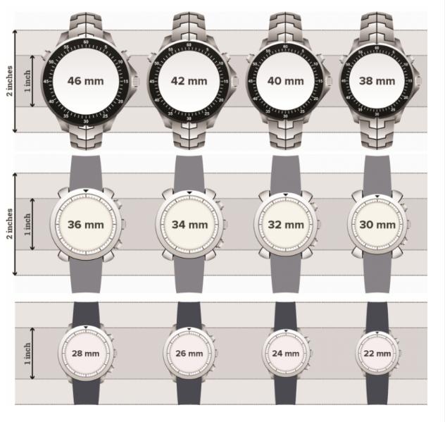 Dân công sở chuyên nghiệp nhất định phải biết mẹo chọn size đồng hồ theo chu vi cổ tay - Ảnh 2.