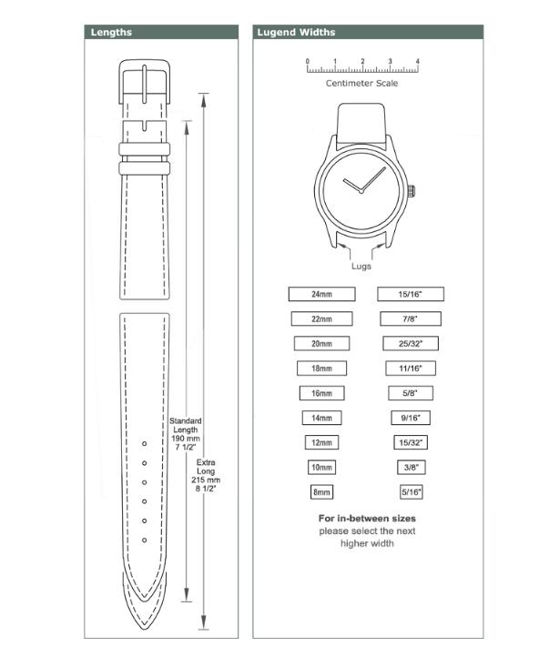 Dân công sở chuyên nghiệp nhất định phải biết mẹo chọn size đồng hồ theo chu vi cổ tay - Ảnh 4.