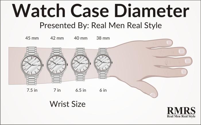 Dân công sở chuyên nghiệp nhất định phải biết mẹo chọn size đồng hồ theo chu vi cổ tay - Ảnh 5.