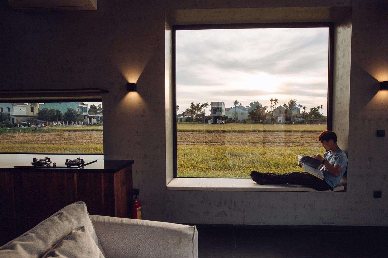 Khi có mảnh đất ở quê, đừng bỏ lỡ cơ hội xây ngôi nhà view cánh đồng lúa đắt giá như thế này - Ảnh 11.